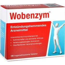 Wobenzym Magensaftresistente Tabletten 100 St.