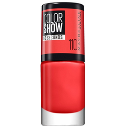 MAYBELLINE NEW YORK Nagellack ColorShow Nagellack rot