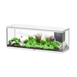 Aquatlantis Style LED Aquarium, 150, weiß