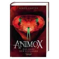 Carter, Animox 2 Auge der Schlange