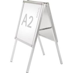 Maul MAULpublic Kundenstopper DIN A2 46.5cm x 101cm x 67cm 1St.