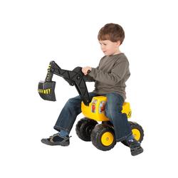 Glow2B Spielzeug-Aufsitzbagger Sitzbagger Mobby-Dig, 72cm