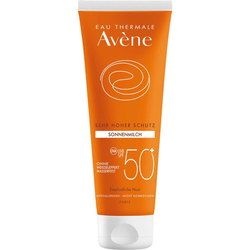 AVENE SunSitive Sonnenmilch SPF 50+ 250 ml