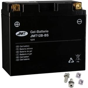 YT12B-BS Gel Batterie für FZS 600 N Fazer Baujahr 1998-2003 von JMT