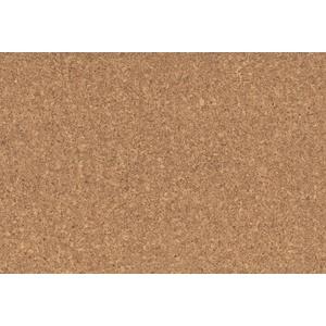 1 m2 Natur Korkboden Klebekork, Korkboden in feiner Optik zum Kleben, Korkboden zum kleben, Korkfußboden zur Verklebung - 610 x 305 x 4 mm, werkseitig bereits vorversiegelt und vorgeleimt - Sidus