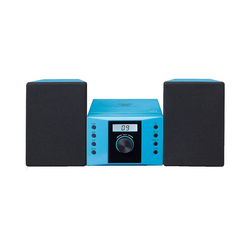 Lenco Stereoanlage blau