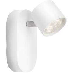 Philips Lighting 56240/31/16 LED-Wandstrahler 4W Weiß