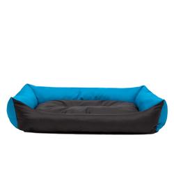 Hobbydog Tierbett Hundebett Eco blau 75 cm x 105 cm