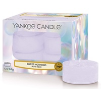 Yankee Candle Sweet Nothings duft-teelichter 12 x 9,8 g 117,6 g