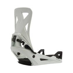 Burton - Step On - Mens Gray  - Snowboard Bindungen - Größe: M (41.5-43.5)