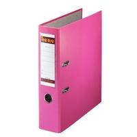Bene 291400RS No.1 Kunststoff-Ordner A4 rosa