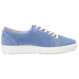 94ad543e126451 ECCO Soft 7 pastel blue  white