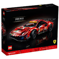 "Lego Technik Ferrari 488 GTE ""AF Corse #51"" 42125"