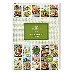 Dr. Oetker Neue Salate von A-Z. Dr. Oetker  - Buch