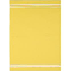 stuco Geschirrtuch Waffel, farbig, (Set, 3-tlg) gelb