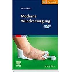 Moderne Wundversorgung, m. CD-ROM