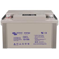 Solar-Gel-Batterie 130 Ah, 642574-0 grau 130 Ah grau