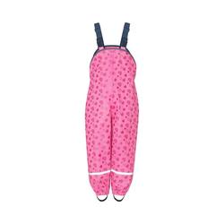 Playshoes Regenhose Regenlatzhose Herzchen für Mädchen 80