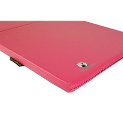 Turnmatte klappbar pink - 200 x 100 x 6 cm