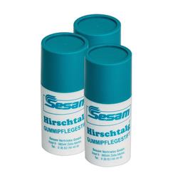 BigDean Dichtungsring Hirschtalgstift 25 ml Pflegestift für Gummidichtungen (3-St)