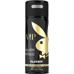 Playboy VIP Men Deo Body Spray 150 ml Deodorant Spray