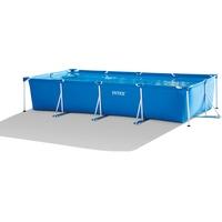 Intex Rectangular Frame Pool Set, Mehrfarbig