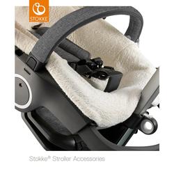 STOKKE® Frotteebezug für Xplory® und Trailz™ Beige