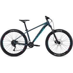 Whyte Bikes Mountainbike 604V2, 9 Gang, Shimano, Altus Schaltwerk, Kettenschaltung blau Hardtail Mountainbikes Fahrräder Zubehör