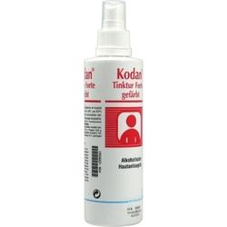 KODAN Tinktur forte gefärbt Pumpspray 250 ml