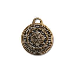 Adelia´s Amulett Alte Symbole Talisman, Astrologisches Amulett - Bringt kosmische Heilkräfte
