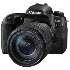 Canon EOS 77D + EF-S 18-135mm IS USM