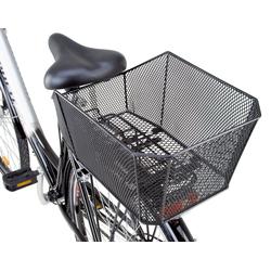 Prophete Fahrradkorb schwarz Fahrradkörbe Fahrradzubehör Fahrräder Zubehör Taschen
