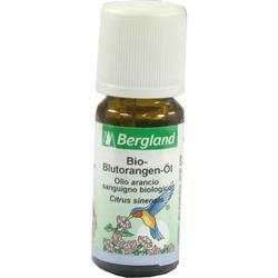 Blutorangen Öl Bio