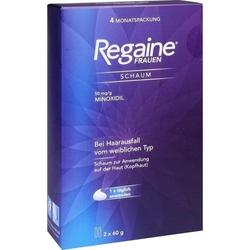 REGAINE Frauen Schaum 50 mg/g 120 g