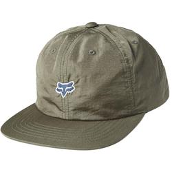 Fox Snapback Cap Volpetta Olive Green