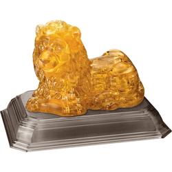 HCM KINZEL 3D-Puzzle Crystal Puzzle, Löwe, 97 Puzzleteile