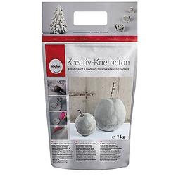 Rayher Kreativ-Knetbeton, 1 kg