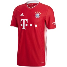 adidas FC Bayern München Heimtrikot 2020/21 fcb true red Herren Gr. XXL