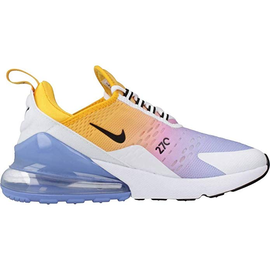 Nike Men's Air Max 270 multicolor white blue black, 41 ab