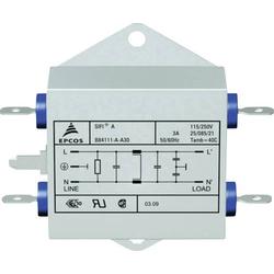 TDK B84111AA30 Entstörfilter flammhemmend 250 V/AC 3A 1.5 mH (L x B x H) 70 x 76.5 x 22.3mm 1St.