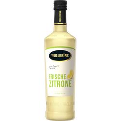 Wollbrink frische Zitrone 15% 0,7L