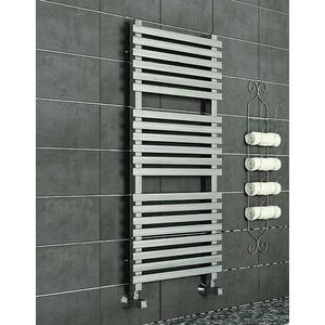 Design Badheizkörper Veneto Edelstahl - Badwärmer Handtuchheizkörper Heizkörper