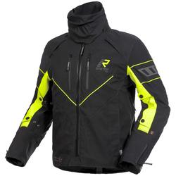 Realer Jacke schwarz / gelb 62
