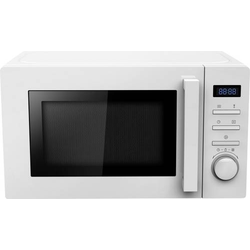 Silva Homeline MWG-E 20.6 Mikrowelle Weiß 700W Grillfunktion