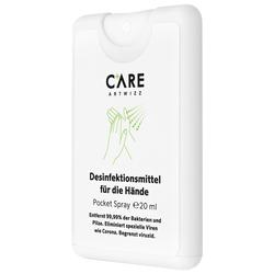 Artwizz Desinfektionsmittel für Hände als Pocket Spray Handdesinfektion 20ml