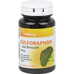 SULFORAPHAN aus Broccoli 400 µg Kapseln 60 St
