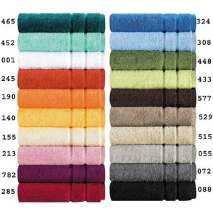 Egeria Handtücher Serie Prestige in Schwerer amerikanischer Luxus-Qualität in 5 Größen und 20 Farben Größe Handtuch 50x100 cm, Farbe 782 Cassis