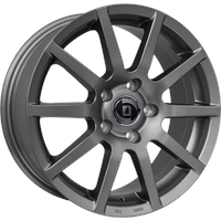 DIEWE WHEELS Allegrezza 7x16 ET38 - LK5/115 ML70.2 Alufelge