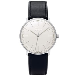 Junghans Max Bill Automatic Leder 38 mm 027/3501.04