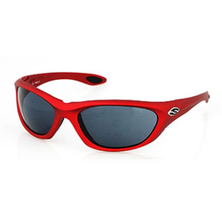 SMITH T-NINE Sonnenbrille red/grey